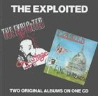 THE EXPLOITED On Stage / Live at the Whitehouse album cover