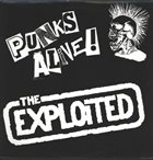 THE EXPLOITED Punks Alive! album cover