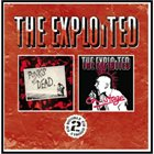 THE EXPLOITED Punks Not Dead / On Stage album cover