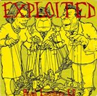 THE EXPLOITED Rival Leaders EP album cover