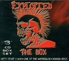 THE EXPLOITED The Box album cover