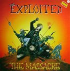 THE EXPLOITED The Massacre album cover