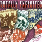 THE EXPLOITED Totally Exploited / Live Lewd Lust album cover