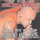 THE EXPLOITED Twenty Five Years of Anarchy and Chaos album cover