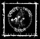 EXTREME NOISE TERROR Tear It Down album cover