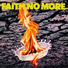 FAITH NO MORE — The Real Thing album cover