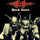 FAITHFUL BREATH Rock Lions album cover