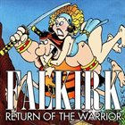 FALKIRK Return Of The Warrior album cover
