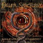 FALLEN SANCTUARY Malevolent Symmetry album cover
