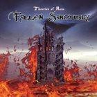 FALLEN SANCTUARY Theories of Ruin album cover
