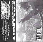 FALLOUT Renegade H.C. Terrorism album cover