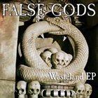 FALSE GODS Wasteland album cover
