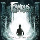 FAMOUS LAST WORDS Council Of The Dead album cover