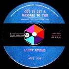 FANNY ADAMS Gotta Get a Message to You album cover