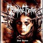 FATAL FEAR 2nd Demo album cover