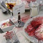 FECALIZER Gore Galore album cover