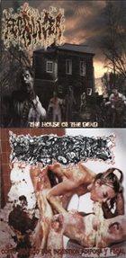 FECALIZER The House of the Dead / Coito Emetico por Ingestion Adiposa y Fecal album cover