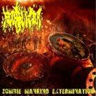FECALIZER Zombie Mankind Extermination album cover