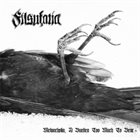FILSUFATIA Melancholia, a Burden Too Much to Bear album cover