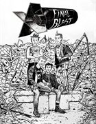 FINAL BLAST Total Blast 85-86 album cover