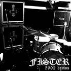 FISTER 5902 Demos album cover