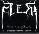 FLESH Nihilist of Souls album cover