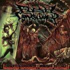FLESH CONSUMED Fermented Slaughter / Inhuman Butchery album cover