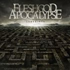 FLESHGOD APOCALYPSE Labyrinth album cover