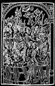 FLESHPRESS Ugliness - Howls From Below album cover