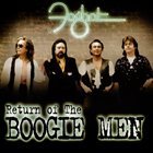 FOGHAT Return of the Boogie Men album cover