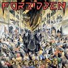 FORBIDDEN — Distortion album cover