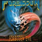 FORBIDDEN Forbidden Evil album cover