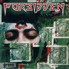 FORBIDDEN Green album cover