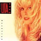 LITA FORD Stiletto album cover