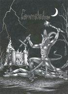 FORNICATADOR Graveyard Sodomy album cover