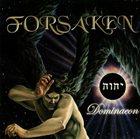 FORSAKEN Dominaeon album cover