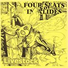 FOUR SEATS FOR INVALIDES Livestock album cover