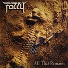 FOZZY All That Remains album cover