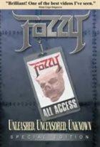 FOZZY — Unleashed, Uncensored, Unknown album cover