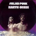 FRIJID PINK Earth Omen album cover
