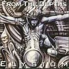 FROM THE DEPTHS Elysium album cover