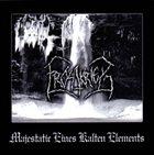 FROSTKRIEG Magestatic Eines Kalten Elements album cover
