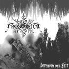 FROSTREICH Imperium der Zeit album cover