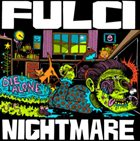 FULCI NIGHTMARE Die Alone album cover