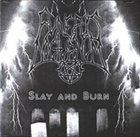 FUNERIS NOCTURNUM Slay and Burn album cover