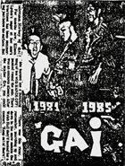 GAI 1981-1985 album cover