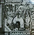 GAI Damnation album cover