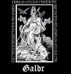 GALDR (GA) Valdyrhugr album cover