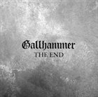 GALLHAMMER The End album cover