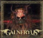 GALNERYUS Best of the Braving Days album cover